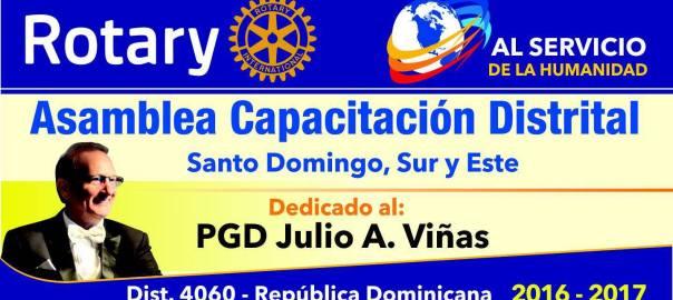 Asamblea Distrito 4060 - 2016-17