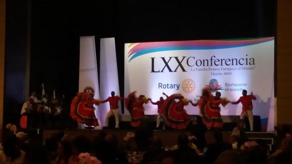 LXX Conferencia Distrito 4060