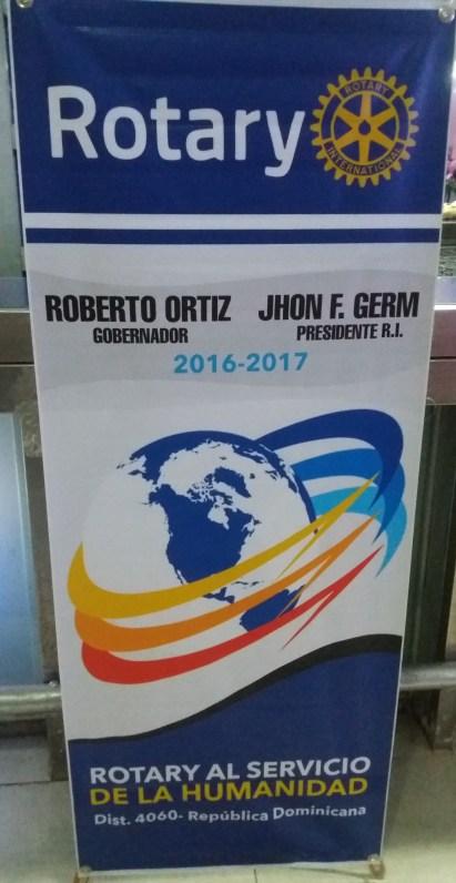 Rotary al Servicio de la Humanidad