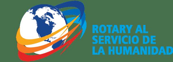 Rotary al servicio de la humanidad.-