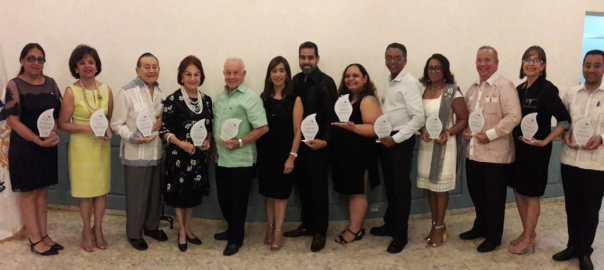 Reconocimientos a la Directiva y miembros destacados del club 2017-2018
