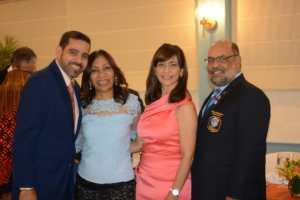 Nueva Directiva del Rotary Santo Domingo Bella Vista 2018-2019