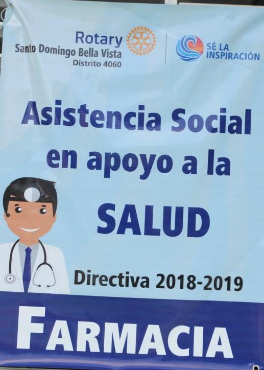 Operativo Médico y asistencia social