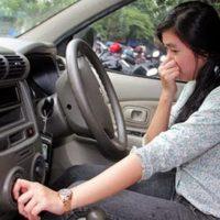 AC Mobil Bau Tidak Sedap