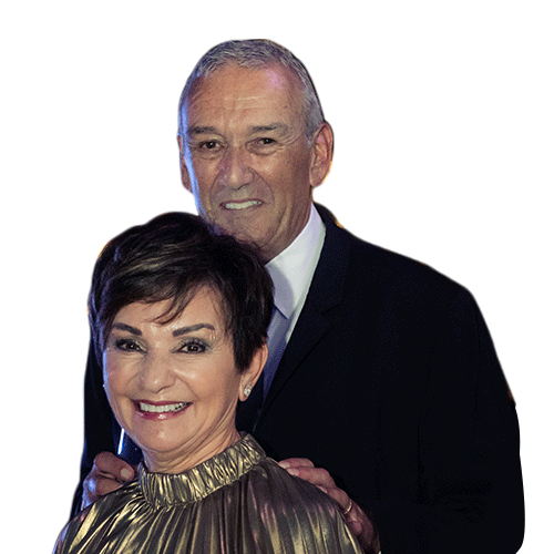 Doris & Neil Gillman