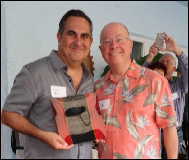 Bob Buruchian – President's Award for Outstanding Service