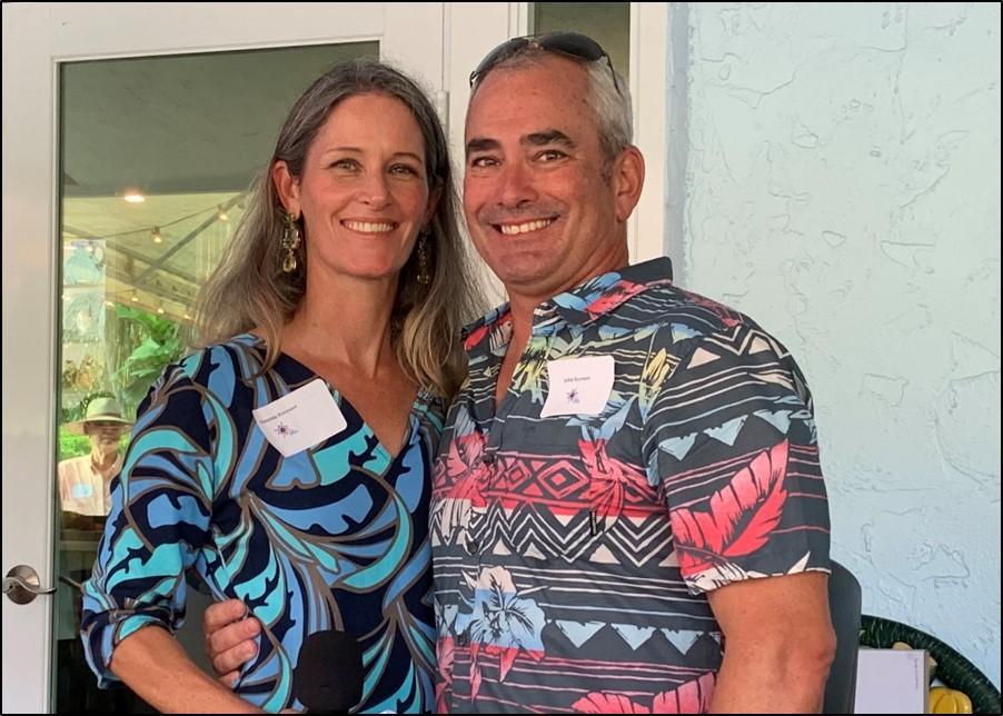 Vanessa & John Havener