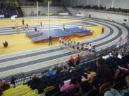 1500 meters start,