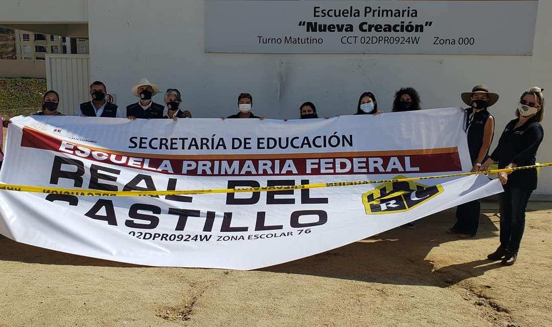 Adopt-a-School 2020 – Escuela Primaria Nueva Creación in Tijuana B.C. MX