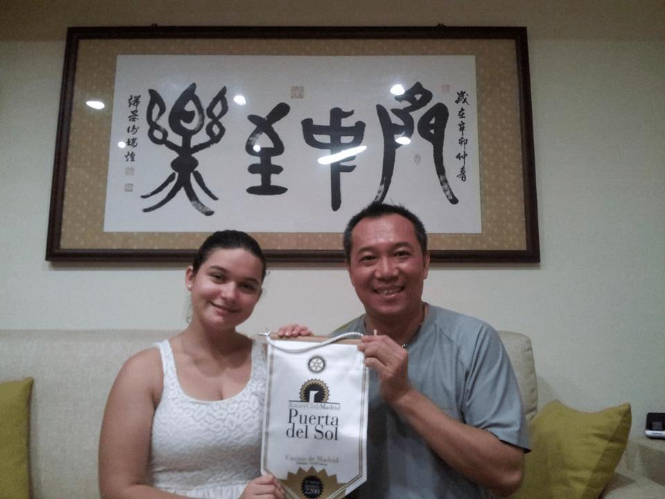 ALLEGRA EN TAIWAN