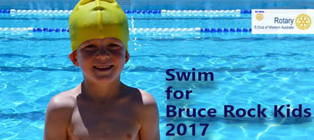 Swim for Bruce Rock Kids