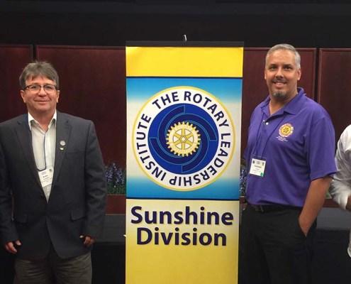 Rotary Club of International Drive   Rotary Leadership Institute