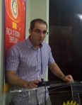Dr. Leonardo Caliman, Coordenador da Maternidade Viva Vida
