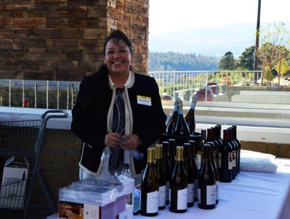 Calif. wine fundraiser 10