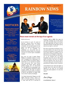 thumbnail of RAINBOW NEWSLETTER ISSUE 25 – FEBUARY 2017