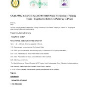 thumbnail of Peace VTT Programme for Closing Ceremony