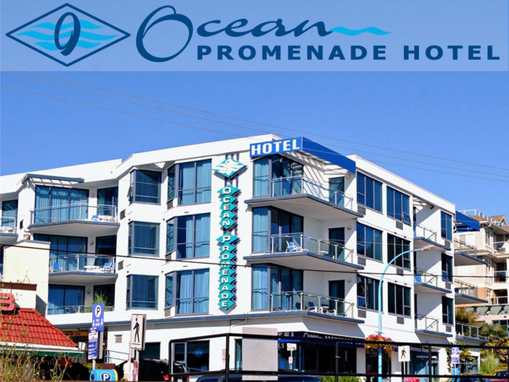 Ocean promenade hotel   6 followers on linkedin. Ocean Promenade Hotel Gordy Sangha Canada British Columbia White Rock Rotary Networking Plus
