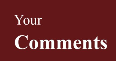 Your-Comments