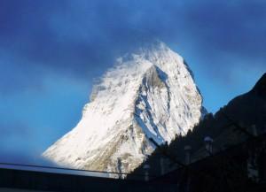 Awe-inspiring Matterhorn Peak.