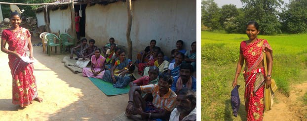 Thanks to the courage and hard work of one woman, thousands of tribals in Sundergarh district are able to live in dignity.