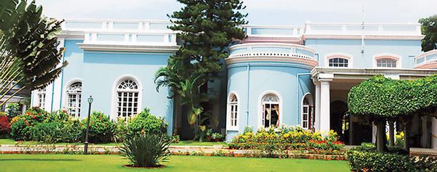 The Bangalore Club.