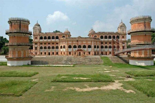 Moti Bagh Palace.
