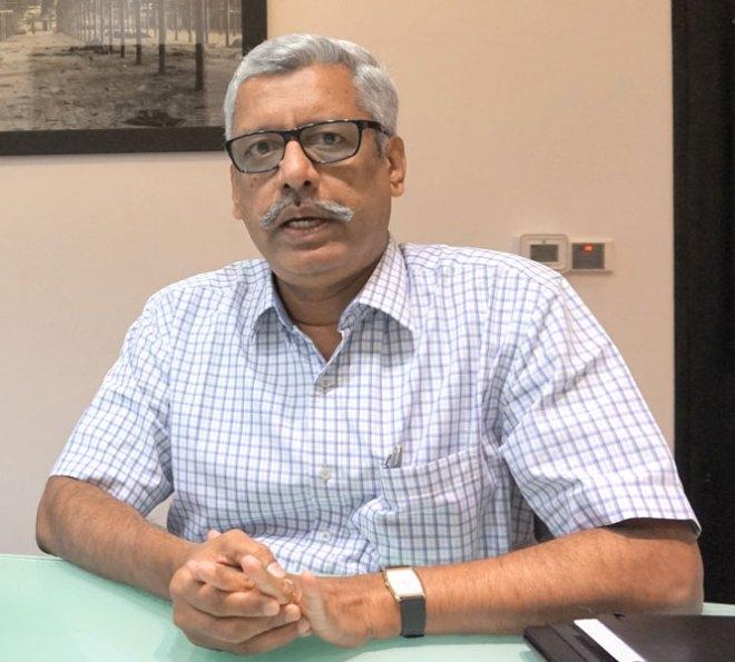 Paresh Parasnis, Head of the Piramal Foundation.