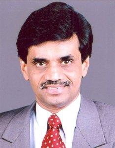 Rajendra Rai, Rotary Coordinator, Zone 5