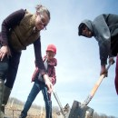 Rotary Forest gets lots of helping hands on Earth Day