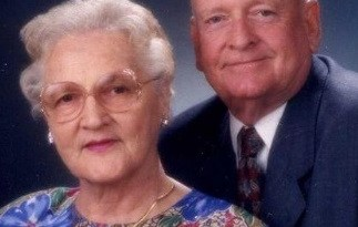 Margaret and Edwin Kimbrough.