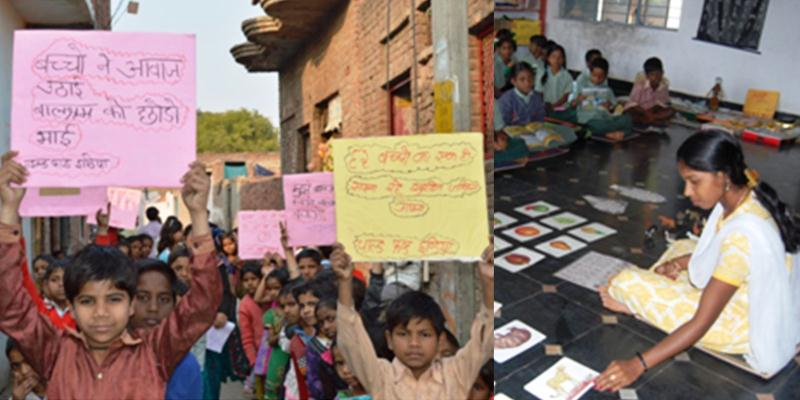 Child labour is still in existence despite strict laws against it across States.