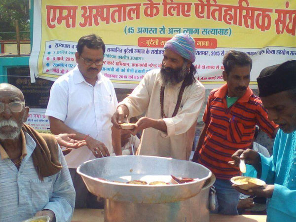 Roti Bank founder Tara Patkar. Photo: Twitter