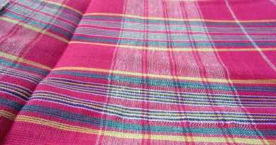 Kunbi saree of Goa.