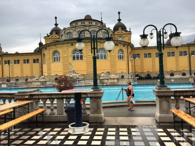 A typical Hungarian bath.