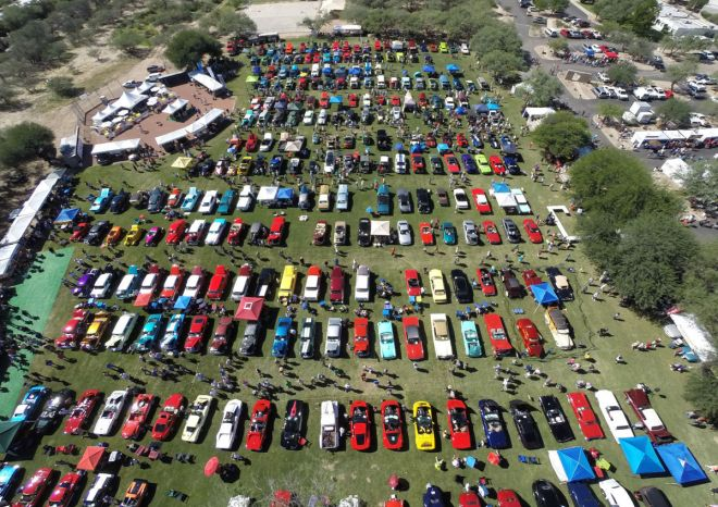 Rotary Club of Tucson hopes to raise more than $200,000 to benefit a number of charities at the 11th Annual Tucson Classics Car Show on October 21 at The Gregory School. Photo: Submitted