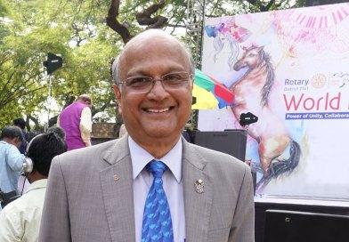 Gulam Vahanvaty  nominated TRF Trustee