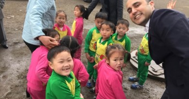 Orphans in North Korea are benefitting from a solar hot water heating project with help from the Rotary Club of Charlottetown Royalty. (Submitted by Rtn Tom Wilkinson)