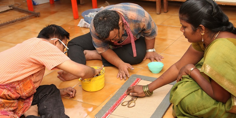 V-Excel provides early intervention to special children, apart from holding programmes and classes.