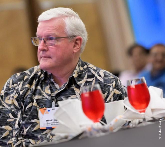 RI Director John C Matthews