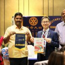 Madurai Rotarians visit a Rotary club in China