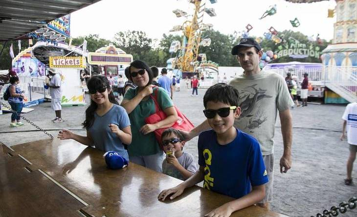 Rotary Club of Hillsborough will be holding a six-day Rotary Fair, its annual fundraiser, that is expected to draw the family crowds.