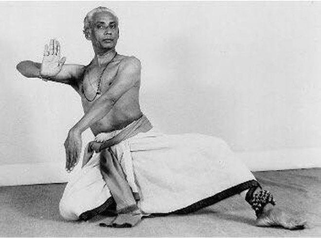 Kuchipudi exponent and guru Vempatti Chinna Satyam.