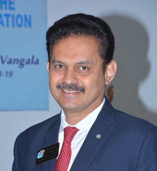 Ramesh-Vangala