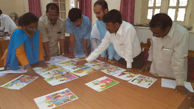 """In a major boost to the TEACH vertical in Rotary's Literacy mission, RC Khadki, D 3131, has taken up a 'master trainer programme', which has so far trained 140 re-source people from private schools and District Institutes of Education and Training (DIETs) affiliated to the Maharashtra State Council for Education Research and Train-ing (MSCERT), to equip the teachers with the latest skillsets to make classrooms in-teractive and interesting for the students. Called the Train the Trainer, a 21st Century Educator programme, the project was launched in 2014–15 in partnership with an NGO Socrates Foundation for Enhanced Learning to usher in a paradigm shift in classroom learning through technology and innovative pedagogy, says Charu Mathur, Project Coordinator. The first batch of 20 master trainers from nine schools underwent an interactive 40-hour training over five months from October 2014. Titled Teachers helping Teachers — 21st Century Master Trainers Programme, the master trainers further identified 50 teachers from two schools in underprivileged areas, mentored and trained them the latest teaching skills. The programme trained more than 100 master trainers and 65 teachers from ZP schools in the subsequent years. With the approval from MSCERT, the club is plan-ning to hold workshops for seven more batches to train 240 master trainers, who will in turn equip 30,000 teachers with latest teaching skills, thus covering all the 33 DI-ETs in the State. Further, the club plans to train another 100 master trainers outside the MSCERT to enable them to train 500 teachers. """"We have approached a few corporates to fund this massive project,"""" says the Club President Vineet Mathur. For Jyoti Bodhe, Vice Principal, DES English Medium School, Pune, the """"workshops are an eyeopener. It helps us think out-of-the-box with new concepts and ideas."""" The most valuable outcome of the workshop is the use of technology for teaching, the learning process and skills to be inculcated in both stude"""