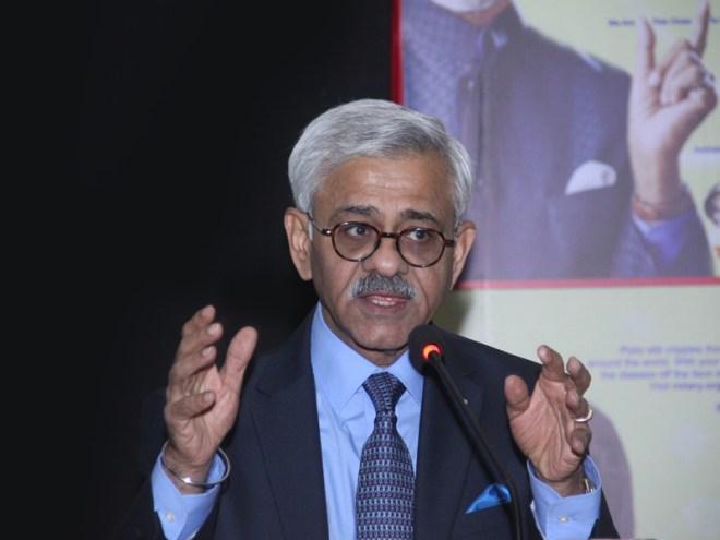 INPPC Chair Deepak Kapur