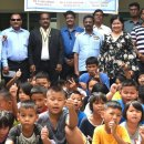 Salem  Rotarians reach out to an orphanage in Pattaya