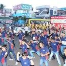 In Kakinada Rotaractors become Rotary leaders