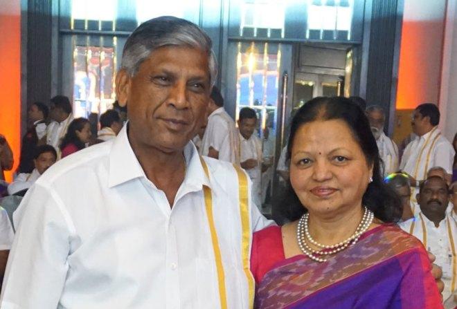PRID Y P Das and Manju.