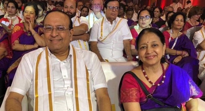PRID PT Prabhakar and Nalini.