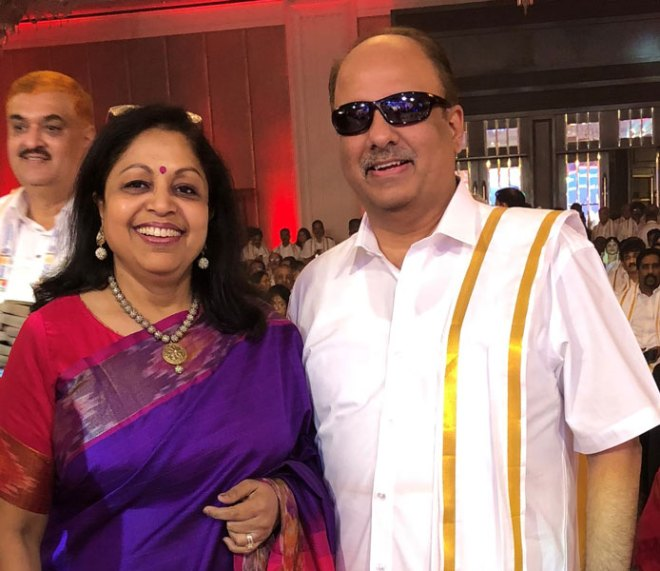 Rashi and PRID Shekhar Mehta.